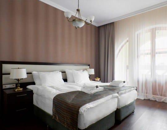 Апартамент с 4 спальнями, от 115 кв.м +540 м