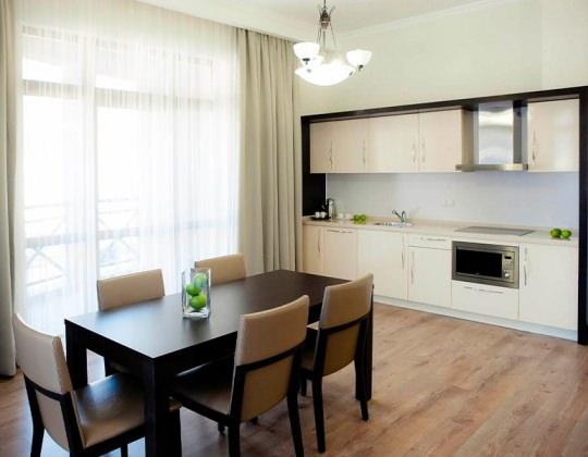 Таунхаус с 4 спальнями, от 250 кв.м +960 м