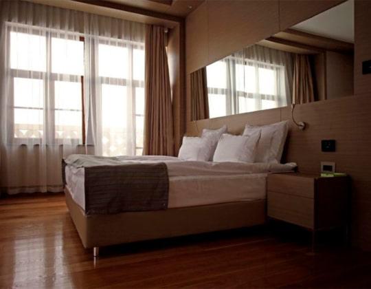 1-комнатные апартаменты 27 кв.м +540 м